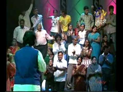 Gaurav Maharashtracha 2010 -Krutika &  Anand Shinde - kombli...