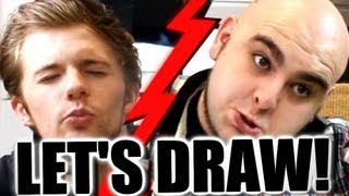 Phil Von YTITTY & Psycho Andreas? - Let's Draw