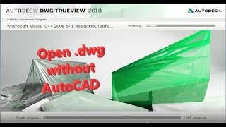 DWG Viewer : Trueview : AutoCAD 360: Autodesk: A360 viewer: AutoCAD viewer: Free viewer DWG See