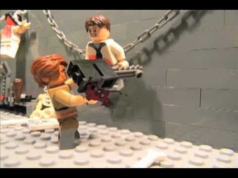 LEGO CHAINSAW MASSACRE