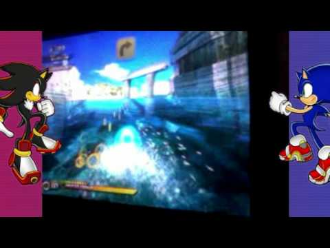 Дуэль Dark Moon The Hedgehog vs sonic99. Участник 1