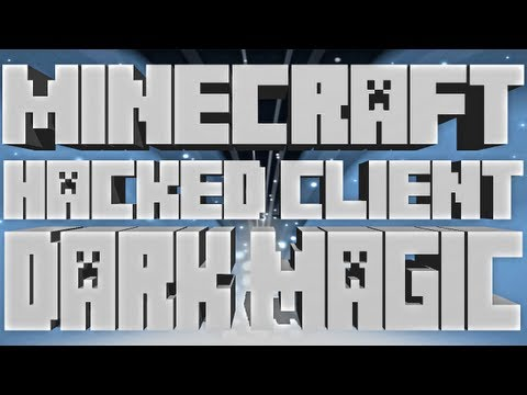 Minecraft - 1.4.7 Hacked Client - DarkMagic - WiZARD HAX
