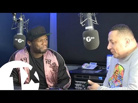 50 Cent Talks 'Street King Immortal' Album & Jay-Z