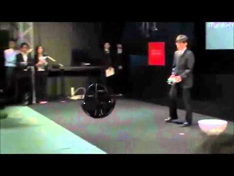 sphère volante