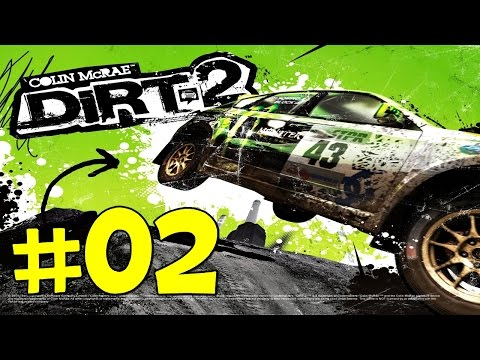 Jogo Épico : Dirt 2 On Gtx550ti Lancer Evo
