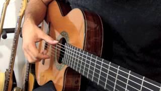 Fingerstyle Part 1 - Malaguena