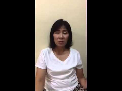 Casual Video of Shirley, A Christian Filipina Member