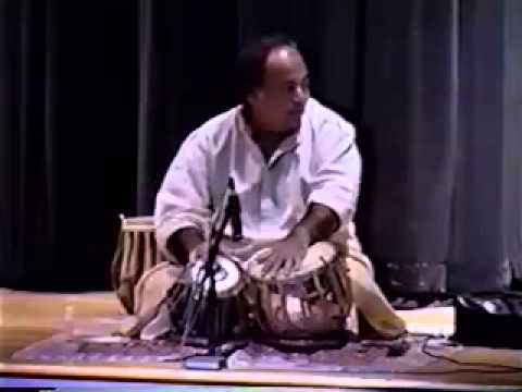 Ustad Sabir Khan Tabla Demonstration at Heathwood Hall Episcopal School
