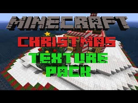 minecraft christmas texture pack herrsommer a christmas carol - Christmas Minecraft Videos