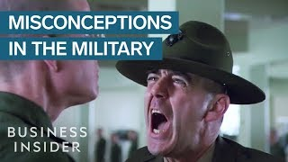 Navy SEALs Reveal Misconceptions About The Military
