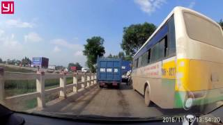 Tai nạn tại cầu Bến Gạo