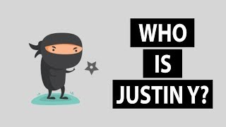 Who is Justin Y? in Three Minutes or Less