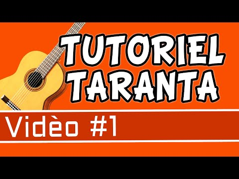 [ Cours Guitare ] Falseta Por Taranta [ Flamenco ]  #1