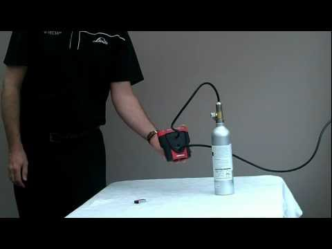 The Linde Group - How To Bump (gas) Test The Linde G-tecta™ 4gp video