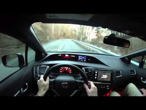 POV Drive: 2014 Honda Civic Si