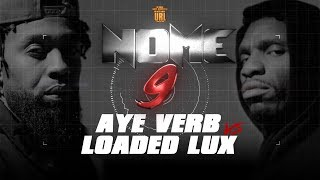 LOADED LUX VS AYE VERB RAP BATTLE | URLTV