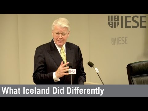 What Iceland Did Differently