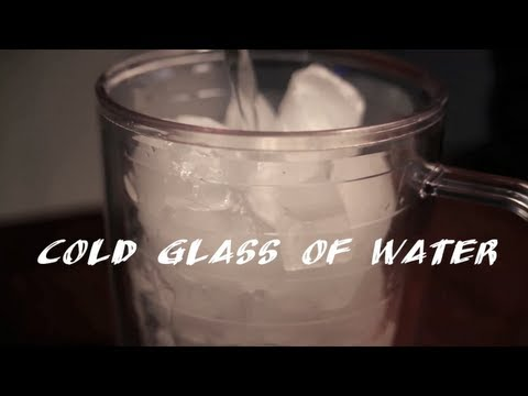 Vic Rippa - Cold Glass of Water