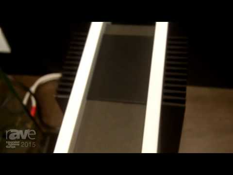 ISE 2015: Soledge Showcases Ténor Receiver HiFi Device