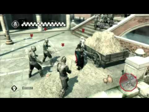 Assassin's Creed 2: Sweeper Achievement Guide Video