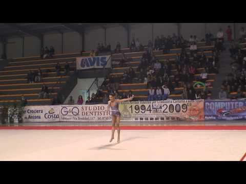 Marika Buratti Clavette Junior 2° Fascia