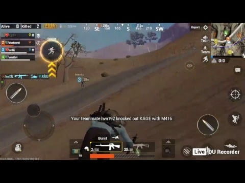 Telusu boys playing PUBG MOBILE