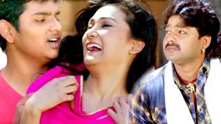 पवन सिंह के भतीजा ने किया हेरोइन के साथ धमाकेदार डान्स - Pawan Singh - Bhojpuri Hot Songs 2017 new