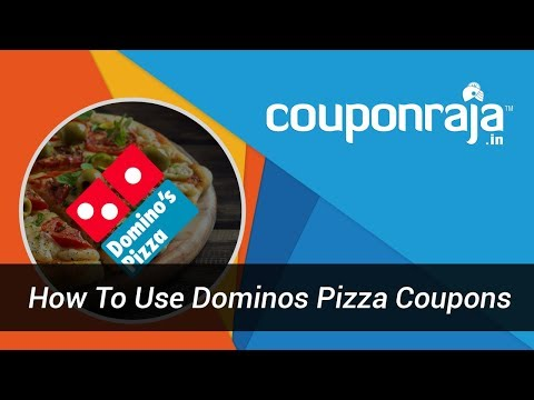 Dominos Coupons: Save big with dominos pizza coupons from Couponraja