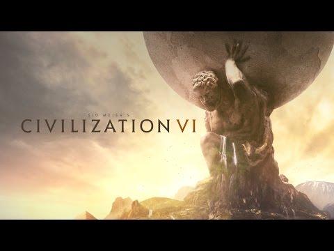 CIVILIZATION VI — Первый трейлер-анонс на русском! (HD)