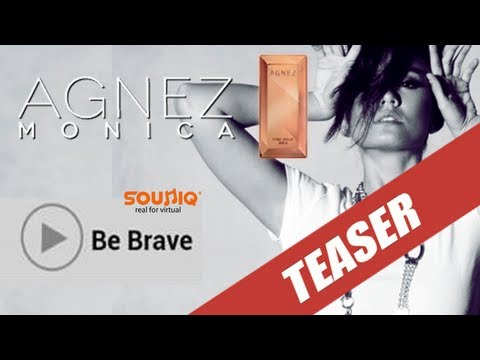 Agnes Monica - Be Brave (feat. Timbaland & Wizz Dumb)  Teaser #Agnezmo
