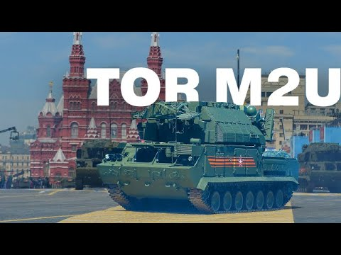 'The Russian bagel': Why the Tor-M2U air defense system is a class apart