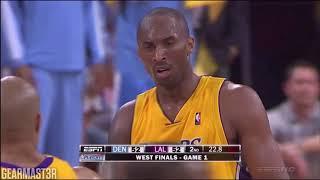2009 WCF - Denver vs Los Angeles - Game 1 Best Plays