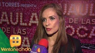 Alma Cero sigue negando romance con Carlos Espejel | Ventaneando