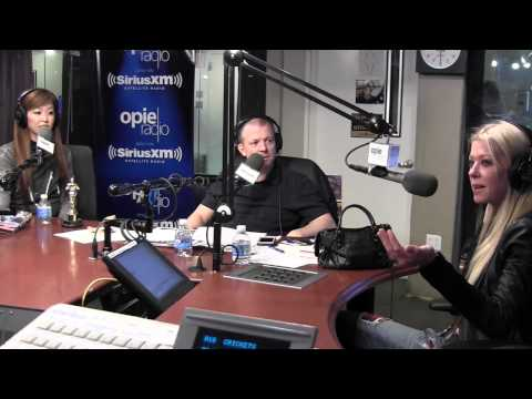 Tara Reid Says Sharknado Sharks Not Real - opieradio jimnorton video