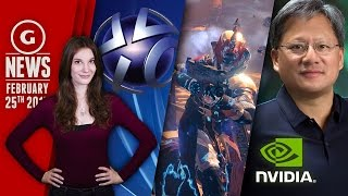 """Destiny Griefer says """"Suck it Up"""" & New PS4 System Update? - GS Daily News"""