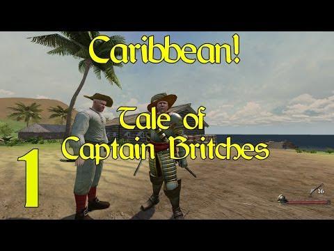 [1] Caribbean! (Alpha) Miniseries - Captain Britches