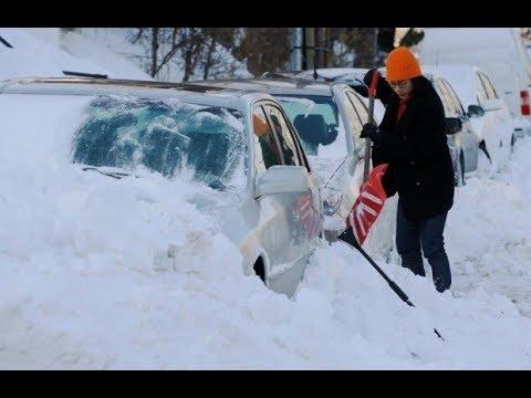 Морозы в Америке аномальный холод США. Аномальные морозы в США и Канаде. Что произошло в мире.
