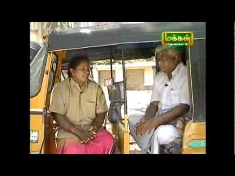 V.K.T.Balan Interview with Lady Auto Driver Prema