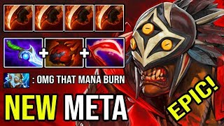 BLOODSEEKER FORGOTTEN META First Item Diffusal Blade Ez Counter Magical Pro Zeus 8K MMR DotA 2