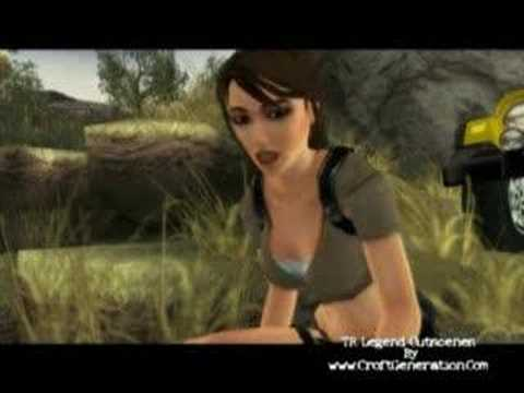 Lara Croft Tomb Raider - The Hamster Dance
