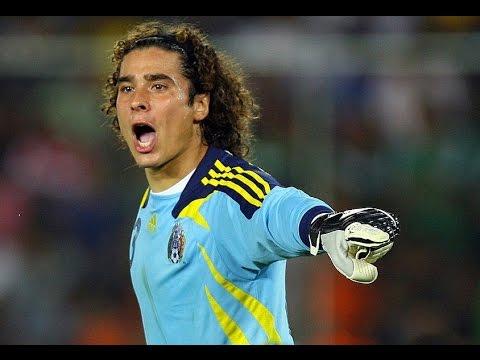 Guillermo Ochoa vs Brazil ● Copa America 2007