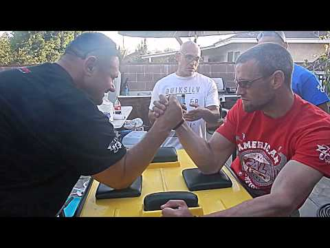 Minnesota Armwrestling 2015: Pulling in California with Igor Mazurenko and Crew