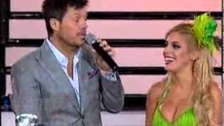 Showmatch 2010 - Ricardo Fort intenta reconquistar a Virginia