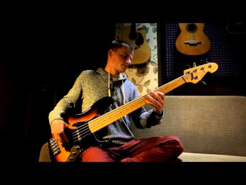 Esperanza Spalding - Black Gold [Bass Cover]
