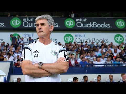 West Bromwich Albion head coach Alan Irvine discusses pre-season friendly defeat by FC Porto