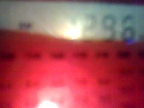 0805201618816 MW 1296 kHz - tentative Sudan Radio