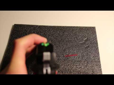 [Review] [Airsoft-Club] 5KU Glow Fiber Front Sight for Marui Hi-Capa GBB Pistol