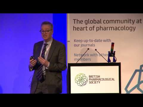 GlaxoSmithKline Prize Lecture: Prof David Williams
