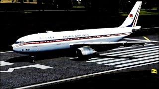 Vuelo 140 de China Airlines - Descuido en cabina (Reconstrucción)