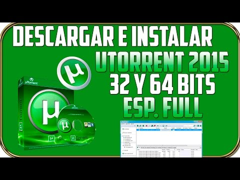 Descargar e Instalar Utorrent Para Windows 7/8/8.1 Ultima version 2014 Full
